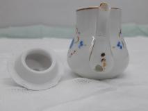 Miniature Dinette Porcelaine - Detail morceaux 4