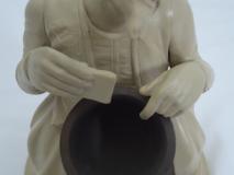 gres-4-Pièce de forme en grès détail après restauration    (3)