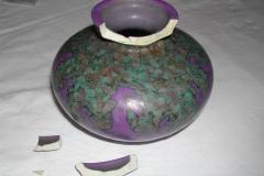 Vase boule Revernay