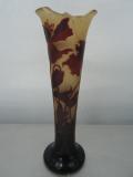 verre-multicouche-2-vase D'argental avant restauration. Morceau Manquant  (4)