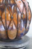 Vase Majorelle après restauration