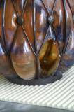 Vase Majorelle avant restauration
